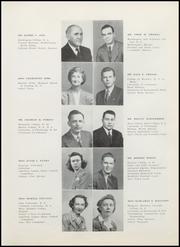 Page 13, 1950 Edition, Martins Ferry High School - Ferrian Yearbook (Martins Ferry, OH) online yearbook collection