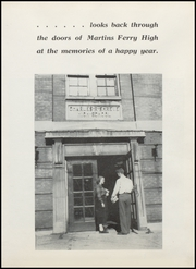 Page 7, 1950 Edition, Martins Ferry High School - Ferrian Yearbook (Martins Ferry, OH) online yearbook collection