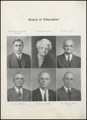 Page 8, 1950 Edition, Martins Ferry High School - Ferrian Yearbook (Martins Ferry, OH) online yearbook collection