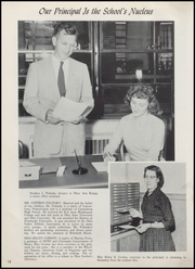 Page 16, 1958 Edition, Martins Ferry High School - Ferrian Yearbook (Martins Ferry, OH) online yearbook collection