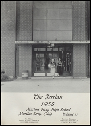 Page 5, 1958 Edition, Martins Ferry High School - Ferrian Yearbook (Martins Ferry, OH) online yearbook collection
