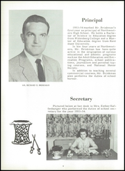 Page 10, 1954 Edition, Northwestern High School - Warrior Yearbook (Springfield, OH) online yearbook collection