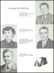 Page 11, 1954 Edition, Northwestern High School - Warrior Yearbook (Springfield, OH) online yearbook collection