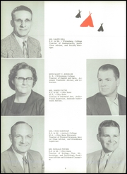 Page 12, 1954 Edition, Northwestern High School - Warrior Yearbook (Springfield, OH) online yearbook collection