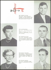Page 13, 1954 Edition, Northwestern High School - Warrior Yearbook (Springfield, OH) online yearbook collection