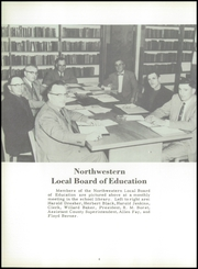 Page 8, 1954 Edition, Northwestern High School - Warrior Yearbook (Springfield, OH) online yearbook collection