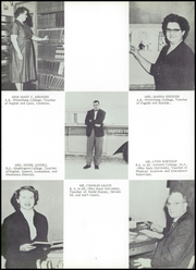 Page 11, 1956 Edition, Northwestern High School - Warrior Yearbook (Springfield, OH) online yearbook collection