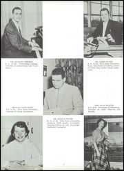 Page 12, 1956 Edition, Northwestern High School - Warrior Yearbook (Springfield, OH) online yearbook collection