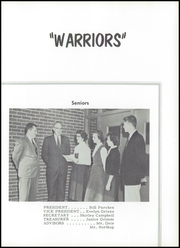 Page 15, 1956 Edition, Northwestern High School - Warrior Yearbook (Springfield, OH) online yearbook collection