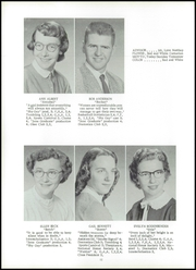 Page 16, 1956 Edition, Northwestern High School - Warrior Yearbook (Springfield, OH) online yearbook collection