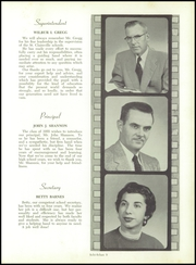 Page 13, 1955 Edition, St Clairsville High School - Schi Schan Yearbook (St Clairsville, OH) online yearbook collection