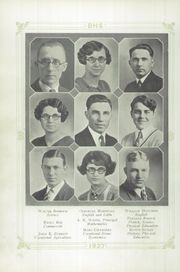 Page 16, 1927 Edition, Bryan High School - Zeta Cordia Yearbook (Bryan, OH) online yearbook collection
