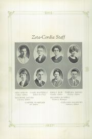Page 8, 1927 Edition, Bryan High School - Zeta Cordia Yearbook (Bryan, OH) online yearbook collection