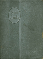 Page 1, 1929 Edition, Bryan High School - Zeta Cordia Yearbook (Bryan, OH) online yearbook collection