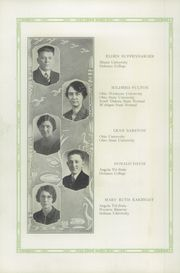 Page 16, 1929 Edition, Bryan High School - Zeta Cordia Yearbook (Bryan, OH) online yearbook collection