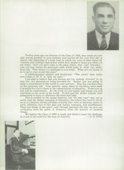 Page 10, 1939 Edition, Bryan High School - Zeta Cordia Yearbook (Bryan, OH) online yearbook collection
