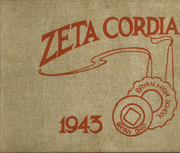 Page 1, 1943 Edition, Bryan High School - Zeta Cordia Yearbook (Bryan, OH) online yearbook collection