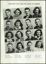 Page 12, 1946 Edition, Bryan High School - Zeta Cordia Yearbook (Bryan, OH) online yearbook collection