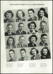Page 14, 1946 Edition, Bryan High School - Zeta Cordia Yearbook (Bryan, OH) online yearbook collection