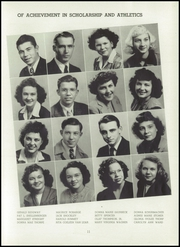 Page 15, 1946 Edition, Bryan High School - Zeta Cordia Yearbook (Bryan, OH) online yearbook collection