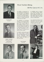 Page 16, 1959 Edition, Bryan High School - Zeta Cordia Yearbook (Bryan, OH) online yearbook collection