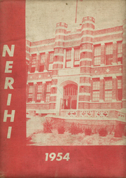 Page 1, 1954 Edition, New Richmond High School - Nerihi Yearbook (New Richmond, OH) online yearbook collection