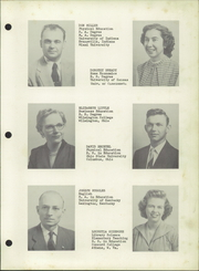 Page 15, 1954 Edition, New Richmond High School - Nerihi Yearbook (New Richmond, OH) online yearbook collection