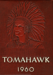 1960 Edition, Hillsboro High School - Tomahawk Yearbook (Hillsboro, OH)