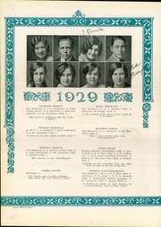 Page 36, 1929 Edition, Bucyrus High School - Bucyrian Yearbook (Bucyrus, OH) online yearbook collection