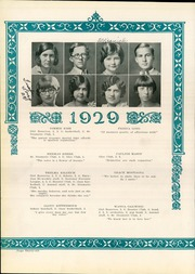 Page 40, 1929 Edition, Bucyrus High School - Bucyrian Yearbook (Bucyrus, OH) online yearbook collection