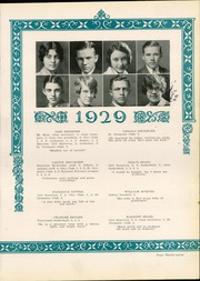 Page 41, 1929 Edition, Bucyrus High School - Bucyrian Yearbook (Bucyrus, OH) online yearbook collection