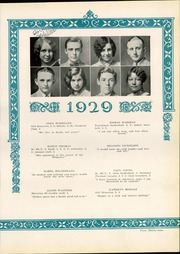 Page 43, 1929 Edition, Bucyrus High School - Bucyrian Yearbook (Bucyrus, OH) online yearbook collection