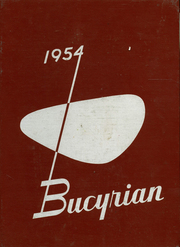 Page 1, 1954 Edition, Bucyrus High School - Bucyrian Yearbook (Bucyrus, OH) online yearbook collection