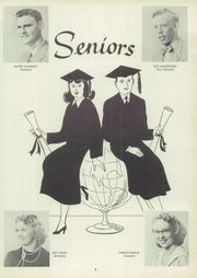Page 13, 1954 Edition, Bucyrus High School - Bucyrian Yearbook (Bucyrus, OH) online yearbook collection