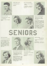 Page 17, 1954 Edition, Bucyrus High School - Bucyrian Yearbook (Bucyrus, OH) online yearbook collection