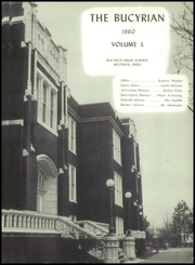 Page 5, 1960 Edition, Bucyrus High School - Bucyrian Yearbook (Bucyrus, OH) online yearbook collection
