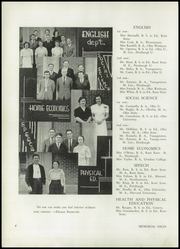 Page 10, 1942 Edition, Memorial High School - Mirror Yearbook (St Marys, OH) online yearbook collection