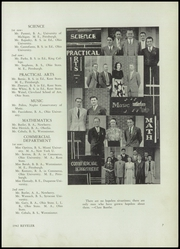 Page 11, 1942 Edition, Memorial High School - Mirror Yearbook (St Marys, OH) online yearbook collection