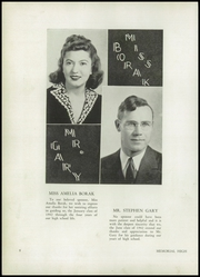 Page 12, 1942 Edition, Memorial High School - Mirror Yearbook (St Marys, OH) online yearbook collection