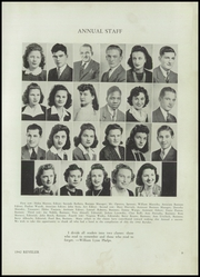 Page 13, 1942 Edition, Memorial High School - Mirror Yearbook (St Marys, OH) online yearbook collection