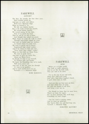 Page 14, 1942 Edition, Memorial High School - Mirror Yearbook (St Marys, OH) online yearbook collection