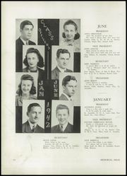Page 16, 1942 Edition, Memorial High School - Mirror Yearbook (St Marys, OH) online yearbook collection