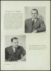 Page 9, 1942 Edition, Memorial High School - Mirror Yearbook (St Marys, OH) online yearbook collection