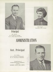 Page 11, 1952 Edition, Memorial High School - Mirror Yearbook (St Marys, OH) online yearbook collection
