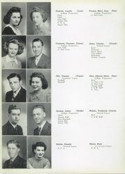 Page 16, 1945 Edition, Willard High School - Chief Yearbook (Willard, OH) online yearbook collection