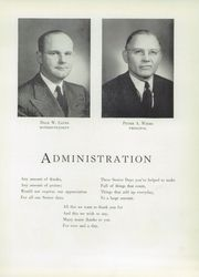 Page 9, 1945 Edition, Willard High School - Chief Yearbook (Willard, OH) online yearbook collection