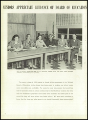 Page 10, 1953 Edition, Willard High School - Chief Yearbook (Willard, OH) online yearbook collection