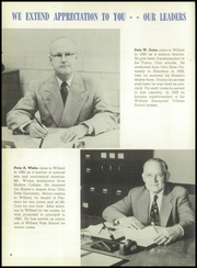 Page 12, 1953 Edition, Willard High School - Chief Yearbook (Willard, OH) online yearbook collection