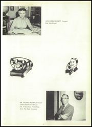 Page 15, 1957 Edition, Willard High School - Chief Yearbook (Willard, OH) online yearbook collection