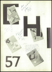 Page 8, 1957 Edition, Willard High School - Chief Yearbook (Willard, OH) online yearbook collection